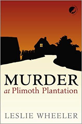 Murder at Plimoth Plantation Hardcover