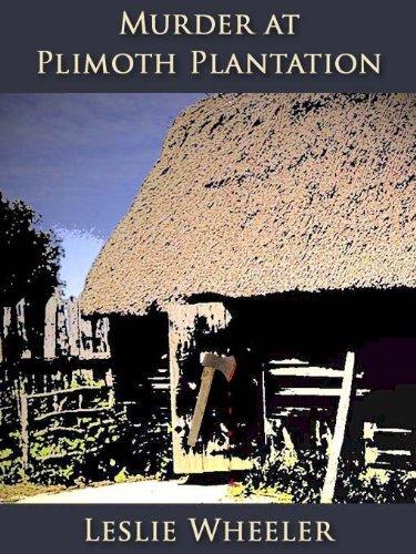 Mrder at Plimoth Plantation Kindle Cover